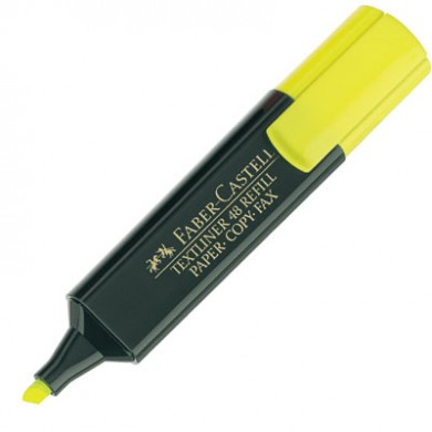 Текст маркер Faber Castell