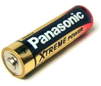Батерии Panasonic Extreme alkaline