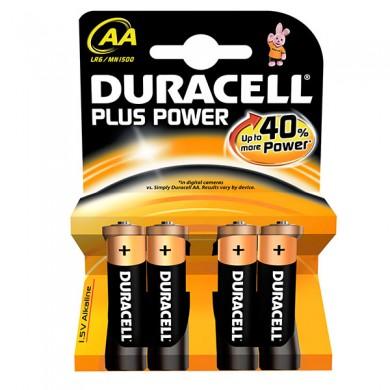 Батерия Duracell AA