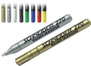 Schneider 270 маркер перманентен лаков ефект