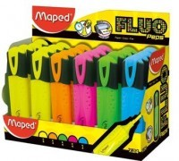Текст маркер Maped Fluo