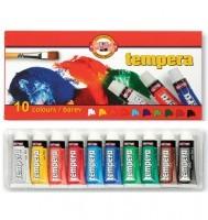 Темперни бои Kohinoor 10 цвята